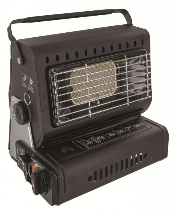 Highlander Compact Gas Heater